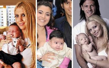 Los nacimientos famosos del 2009 bienvenido da a Ultimas novedades del espectaculo